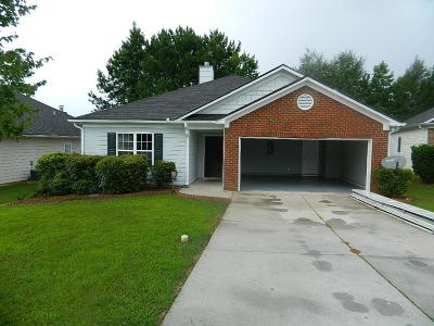 Newton County Single Family Home For Sale: 75 Lakeside Point