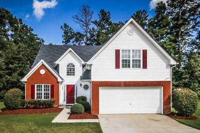 Grayson Single Family Home For Sale: 1654 Oak Trace Circle