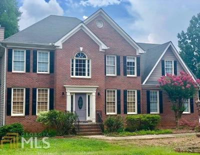 Snellville Single Family Home For Sale: 2855 Adams Pointe Drive
