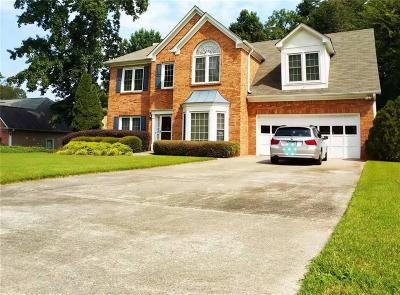 Johns Creek Single Family Home For Sale: 365 Wentworth Downs Court