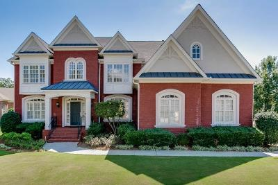 Suwanee Single Family Home For Sale: 266 Prestbury Court