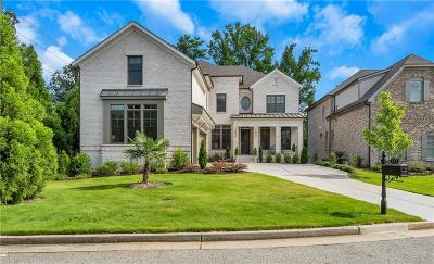 Alpharetta, Atlanta, Duluth, Dunwoody, Roswell, Sandy Springs, Suwanee, Norcross Single Family Home For Sale: 606 Esfun Trace