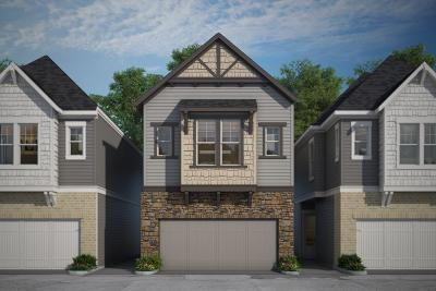 Smyrna Single Family Home For Sale: 1117 Kirkland Circle SE