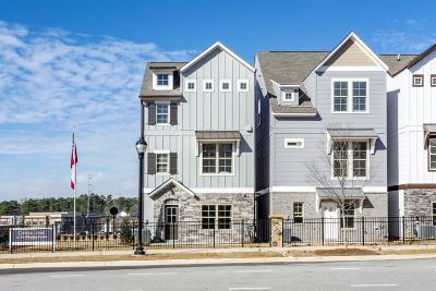 Smyrna Single Family Home For Sale: 1049 Kirkland Circle SE
