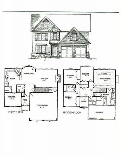 Dallas Single Family Home For Sale: 443 Cobblestone Trail
