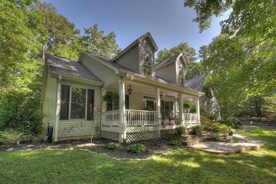 Talking Rock Single Family Home For Sale: 65 Fox Den Court