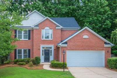 Roswell Single Family Home For Sale: 7045 Magnolia Place