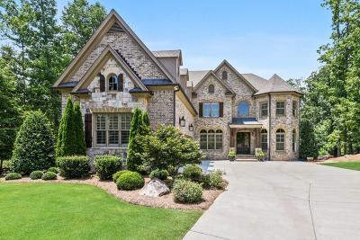 Alpharetta, Cumming, Milton, Johns Creek, Roswell Single Family Home For Sale: 210 Tor Court