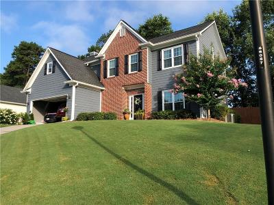 Buford Single Family Home For Sale: 3340 Cascade Falls Drive