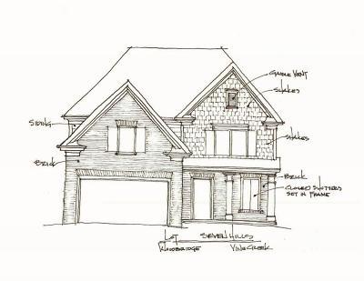 Dallas Single Family Home For Sale: 372 Cobblestone Trail
