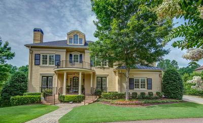 Alpharetta GA Single Family Home For Sale: $1,899,000