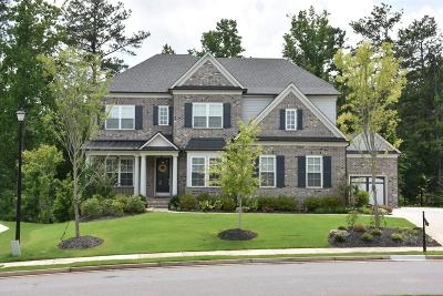 Johns Creek Single Family Home For Sale: 8024 Kelsey Place