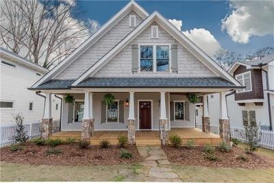 Decatur Single Family Home For Sale: 152 Maediris Drive