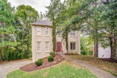 Woodstock Single Family Home For Sale: 1667 Willow Way