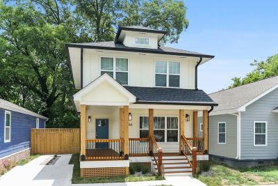 Atlanta Single Family Home For Sale: 866 Welch Street SW
