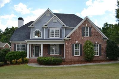Buford Single Family Home For Sale: 4094 Holcomb Creek Drive