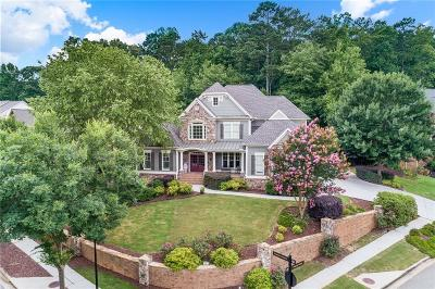 Holly Springs Single Family Home For Sale: 306 Peninsula Point