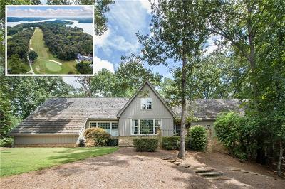 Gainesville Single Family Home For Sale: 512 East Lake Drive