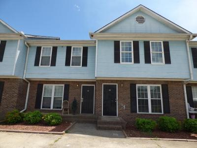 Cartersville Condo/Townhouse For Sale: 130 Evergreen Trail #B