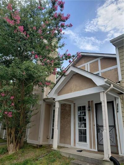 Decatur Condo/Townhouse For Sale: 3784 London Drive