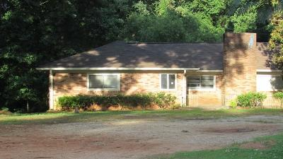 Atlanta Single Family Home For Sale: 1289 Boat Rock Road SW