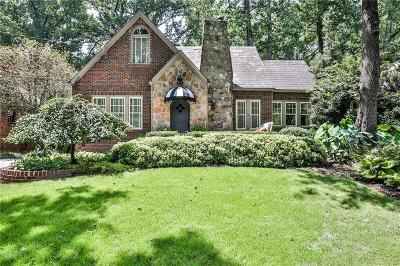 Morningside Single Family Home For Sale: 1724 Inverness Avenue NE