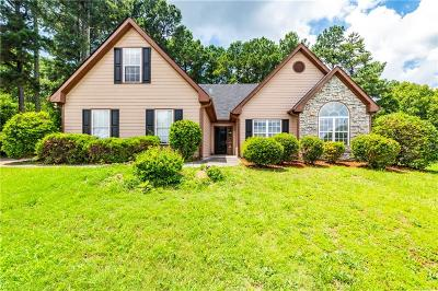 Buford Single Family Home For Sale: 4140 Lenox Park Drive