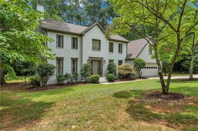 Milton Single Family Home For Sale: 16140 Henderson Road
