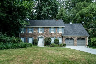 Marietta Single Family Home For Sale: 355 Birchfield Drive