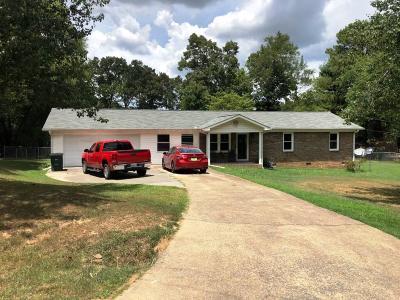 Calhoun GA Single Family Home For Sale: $159,900