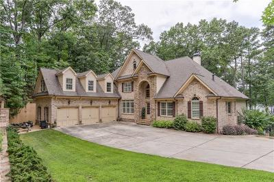Gainesville GA Single Family Home For Sale: $1,495,000