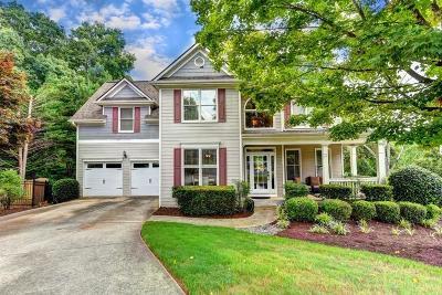 Duluth Single Family Home For Sale: 2111 Suwanee Woods Lane