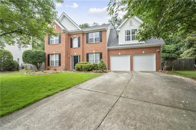 Alpharetta Single Family Home For Sale: 130 Rexford Lane