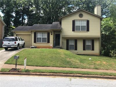 Decatur Single Family Home For Sale: 2079 Glenwood Downs Drive