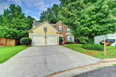 Kennesaw Single Family Home For Sale: 3006 Donamire Avenue NW
