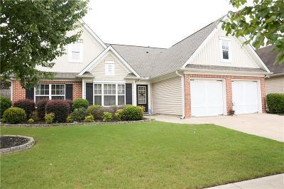 Buford Single Family Home For Sale: 2463 Walnut Tree Lane