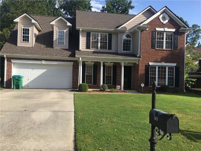 Tucker Single Family Home For Sale: 5813 Poppy Tree Lane