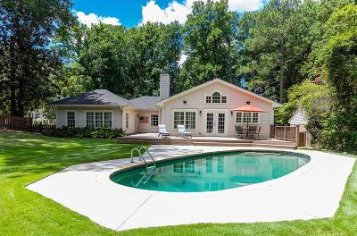 Atlanta Single Family Home For Sale: 2089 Brookview Drive NW