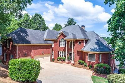 Lawrenceville Single Family Home For Sale: 2246 Lake Ridge Terrace
