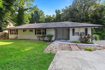 Atlanta Single Family Home For Sale: 1755 Fairburn Road SW