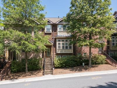 Atlanta Condo/Townhouse For Sale: 47 High Top Way