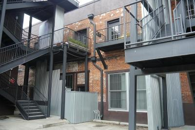 Atlanta Condo/Townhouse For Sale: 267 Peters Street SW #105