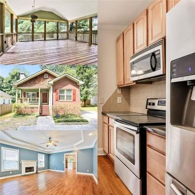 Atlanta Single Family Home For Sale: 2010 Spink Street NW