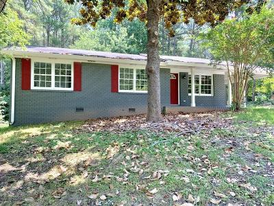 Dallas Single Family Home For Sale: 121 Pine Forest Drive