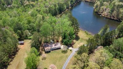 Carroll County, Coweta County, Douglas County, Haralson County, Heard County, Paulding County Single Family Home For Sale: 5332 Pamela Drive