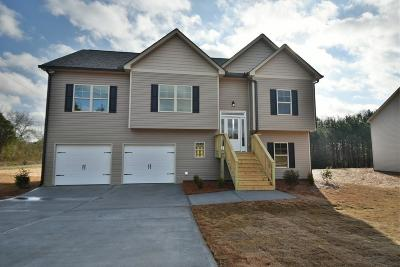 Powder Springs Single Family Home For Sale: 4187 Brownsville Road