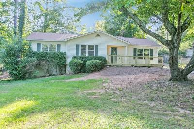 Bremen Single Family Home For Sale: 232 Waddell Drive