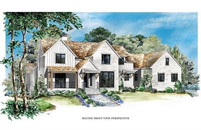 Alpharetta, Cumming, Milton, Johns Creek, Roswell Single Family Home For Sale: 14400 Hopewell Rd