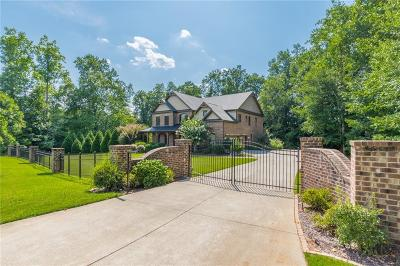 Forsyth County Single Family Home For Sale: 2770 Echols Road