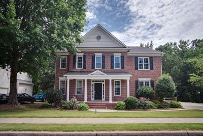 Marietta Single Family Home For Sale: 2517 Hampton Park Court